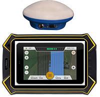 Система параллельного вождения eFarmer+монитор Sigma PQ70 + антенна GPS 10 Гц, фото 1