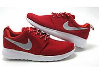 Кроссовки Nike Roshe Run Red