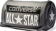 Качественная спортивная сумка 30 л CONVERSE LEGACY BARREL DUFFEL BAG 10422C-010 серый