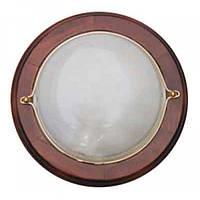 Потолочный светильник DELUX MARINE DL-3114 DARK WOOD