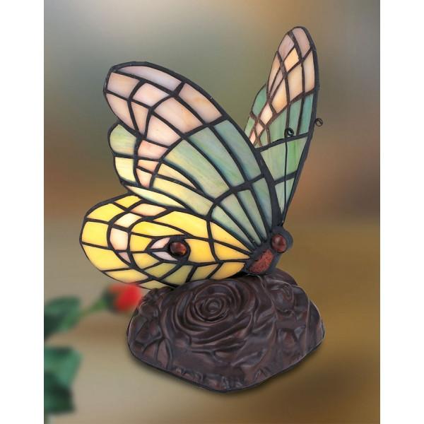 Настольная лампа DELUX TIFFANY B051570