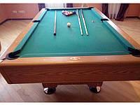 """Бильярдный  стол """"Eliminator"""" Германия. Американка 7футов, Ардезия 25мм."""