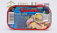 Печень трески Giana Чехия 115г
