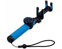 Селфи палка Монопод для Селфи Momax Hero 70 cm,blue (KMS6D)