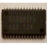 Микросхема BD9886FV