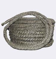 Базальтовый шнур ШБТ-60Б, безасбестовый ф 60 мм, канаты шнуры веревки производство