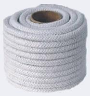 Набивка сальниковая АФТ 10x10 - асбестовая с пропиткой из фторопласта с тальком, неграфитированная, канаты шнуры веревки производство
