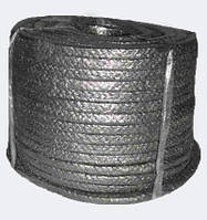 Набивка сальниковая ЛП-31 20x20 - лубяная плетеная, безасбестовый сальник, канаты шнуры веревки производство