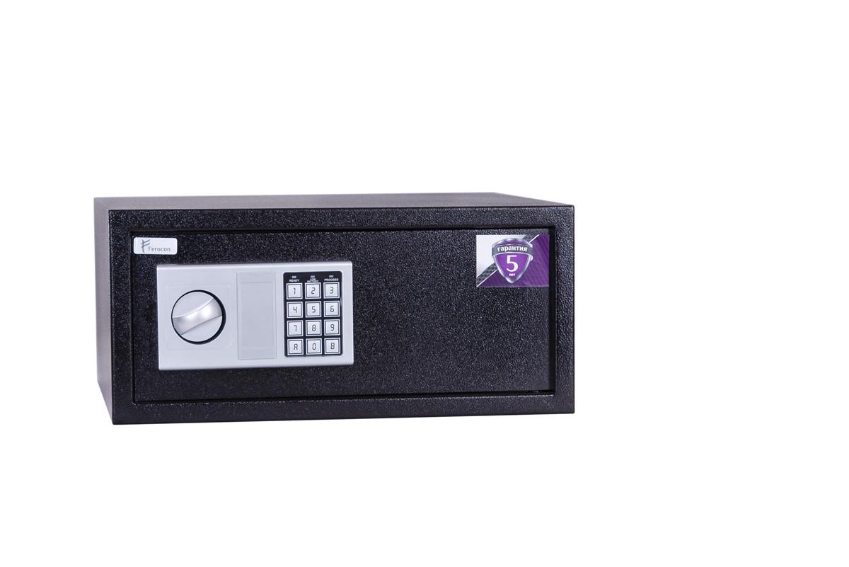 Мебельный сейф Ferocon БС-24E.9005
