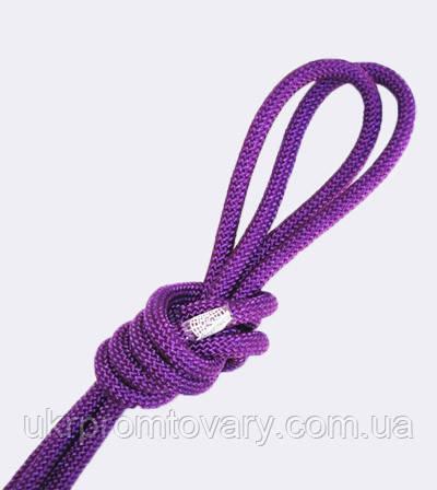 Мотузка гімнастична ф 8 мм для скакалок, шнури мотузки виробник