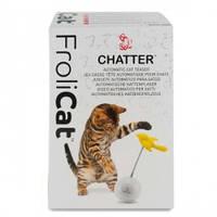 Интерактивная игрушка-неваляшка для кошек ПЕТСЕЙФ ФРОЛИКЕТ ПТИЧКА + Бесплатная доставка!