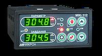 Микропроцессорный ПИД-регулятор + каскадный регулятор + регулятор соотношения МИК-112
