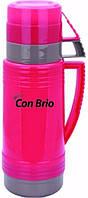 Термос 0,6л Con Brio СВ351pink