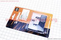 """Тормозные колодки диск. тормоз к-кт """"квадрат с усом"""" Shimano Deore PS02SS02"""