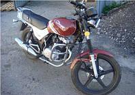 Мотоцикл SP150R-18 (ДТЗ)