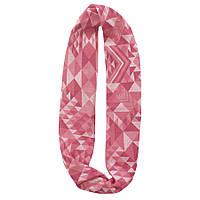 Шарф-снуд Buff Cotton Jacquard Infinity Tribe Pink