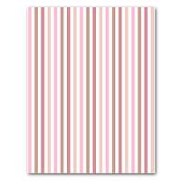 Папір дизайнерський А4 (200 гр/м) Смужки рожево-бежеві