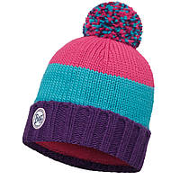 Шапка Buff Knitted & Polar Hat Berna Plum