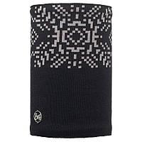 Бафф Buff Neckwarmer Knitted and Polar Whistler Black/Black