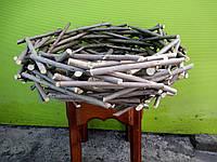 Гнездо для аистов малое, диаметр 50см.