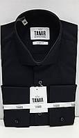Рубашка мужская Slim Fit черная