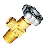 Вентиль кислородный ВК-20 баллонный, фото 2