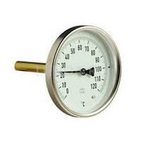 Термометр биметаллический с погружной гильзой Watts