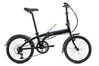 складной велосипед TERN Link B7 20 2017 (черный-синий)