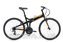 складной велосипед TERN Joe C21 26 2017 (M, черный-оранжевый)