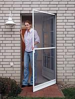 Дверная  москитная сетка, фото 1