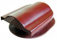 Вентилятор подкровельного пространства Kronoplast WPI (монтаж на битумную черепицу) коричневый 8017