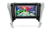 Штатная мультимедийная станция Gazer CM182-V50 (Toyota Camry V50)