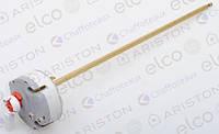 Предельный термостат Thermowatt 65100311 Термостат стержневой для водонагревателя  Ariston TBS 2-R 300