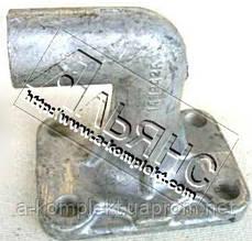 Патрубок пускового двигателя СМД-14