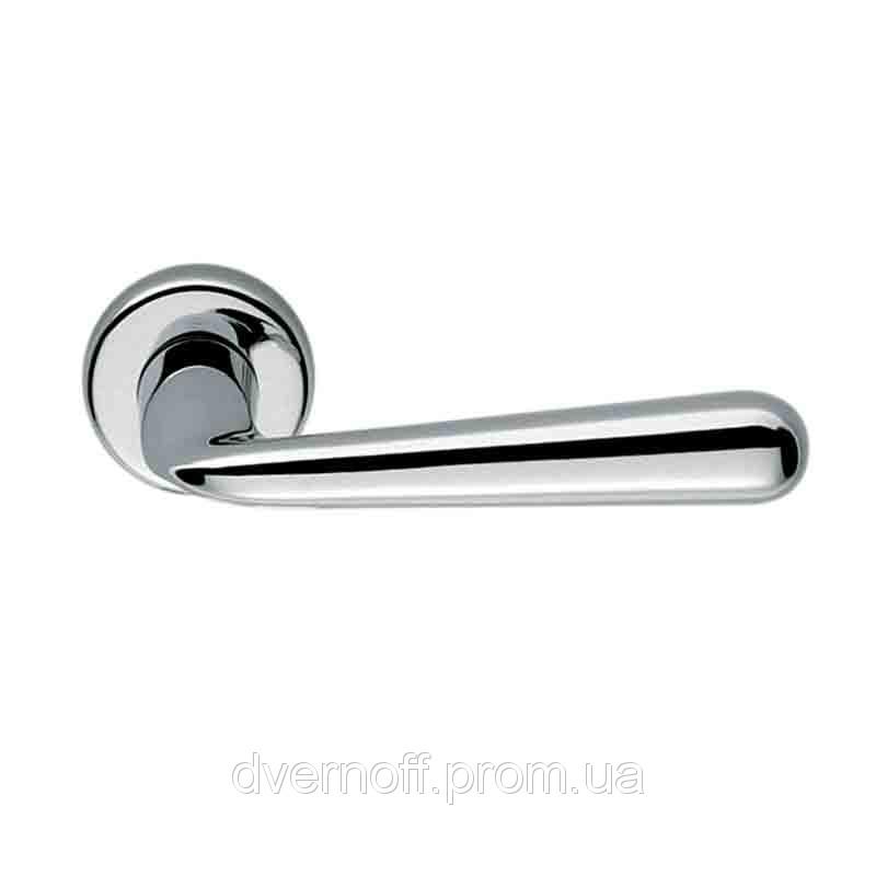 Дверные ручки Colombo Robodue CD 51 мат.хром R ф/з (50 роз)