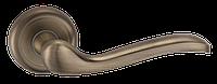 Дверные ручки межкомнатные Solo матовая античная бронза  A2058 MAB