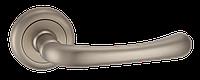 Дверные ручки межкомнатные Solo матовий  никель  A2075 SN