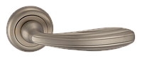 Дверные ручки межкомнатные Solo матовий  никель  A9127 SN