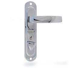 Входные дверные ручки APECS HP-42.0101-S-C-CR-L