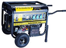 Бензиновий генератор FIRMAN FPG 7800E2
