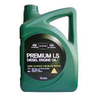 Масло моторное Mobis Premium LS 5W-30 4 литра