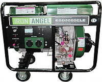 Бензиновый генератор Iron Angel EGD 5000 CLE