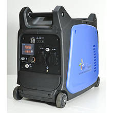 Інверторний бензиновий генератор Weekender X2600ie