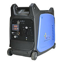 Інверторний бензиновий генератор Weekender X3500ie