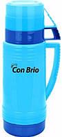Термос 0,6л Con Brio СВ351blue