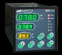 Двухконтурный микропроцессорный ПИД-регулятор МИК-122