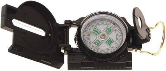 Компас американской армии металлический MFH 34023, фото 2