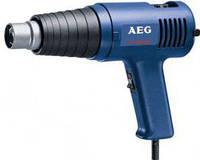 Технический фен AEG PT 600 EC SET