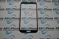 Стекло корпуса для мобильного телефона Samsung N7100 Note 2 черное