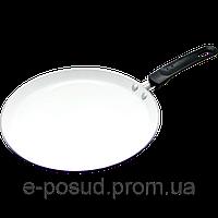 Сковорода для блинов 24 см покрытие керамика Bohmann BH-2924WCR